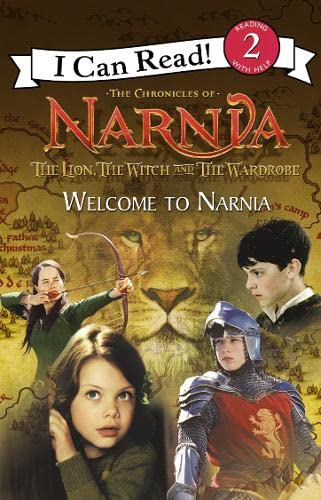 9780007206148: The Lion, the Witch and the Wardrobe: Beginner Reader No. 2: Welcome to Narnia (The Chronicles of Narnia)