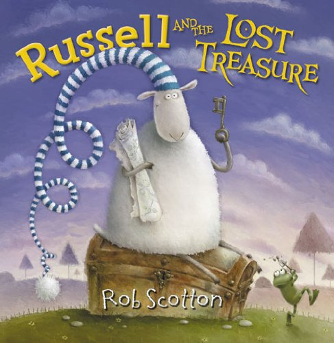 9780007206247: Russell and the Lost Treasure