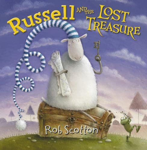 9780007206254: Russell and the Lost Treasure