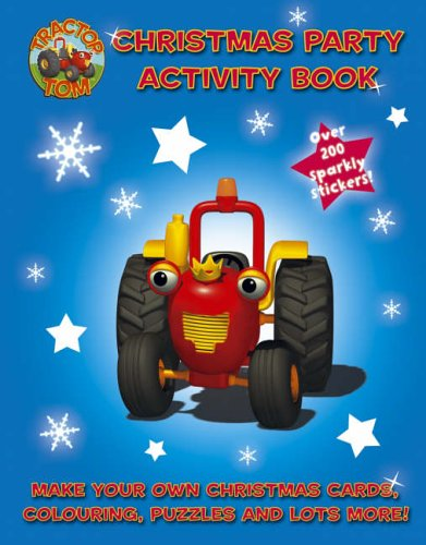 9780007206278: Tractor Tom - Christmas Activity Book