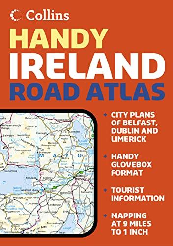 9780007206346: Handy Road Atlas Ireland