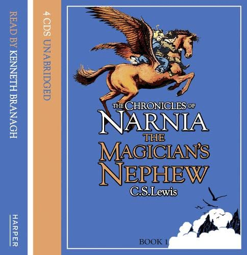 9780007206537: The Magician's Nephew (The Chronicles of Narnia)