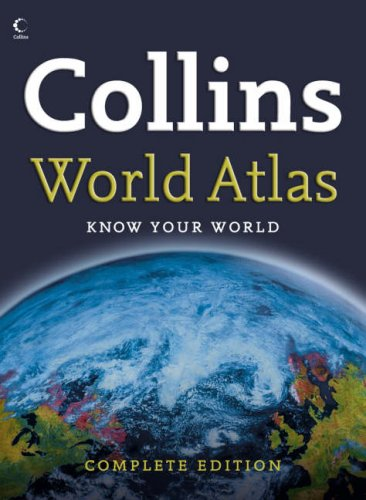 9780007206667: Collins Complete World Atlas