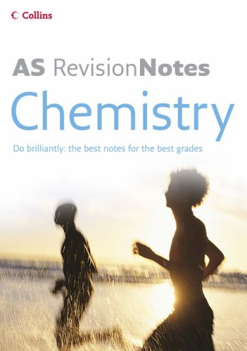 9780007206896: AS Chemistry (A-Level Revision Notes)