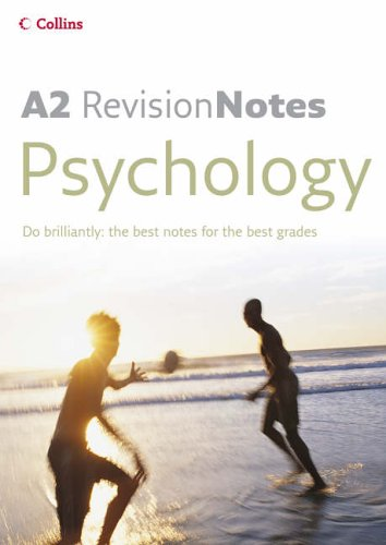 9780007206964: A Level Revision Notes - A2 Psychology