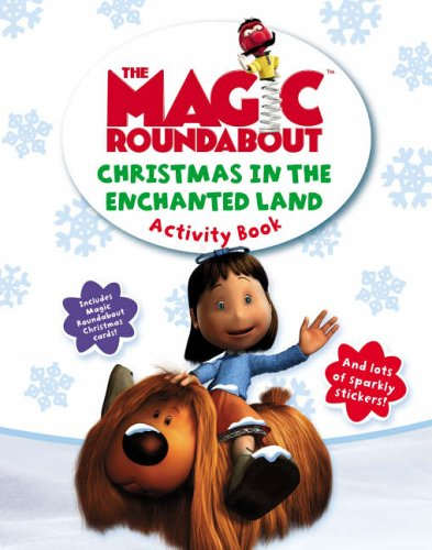 9780007206988: The Magic Roundabout: Christmas in the Enchanted Land: Activity Book (