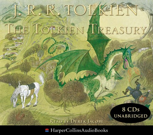 9780007207077: The Tolkien Treasury Box Set: Complete & Unabridged