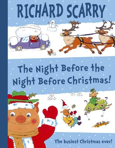 9780007207213: The Night Before The Night Before Christmas