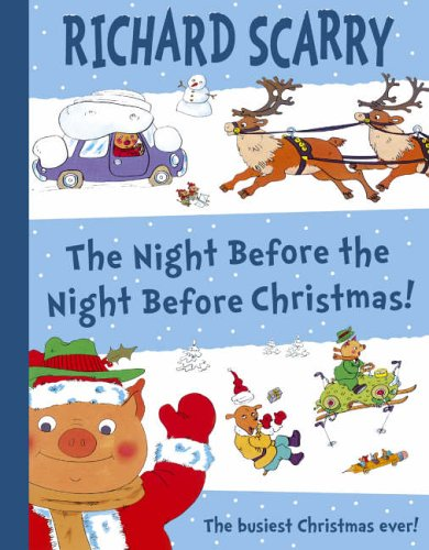 9780007207213: Night Before the Night Before Christmas