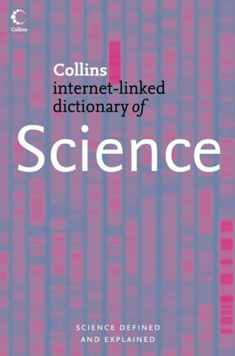 9780007207336: Science (Collins Internet-Linked Dictionary of)