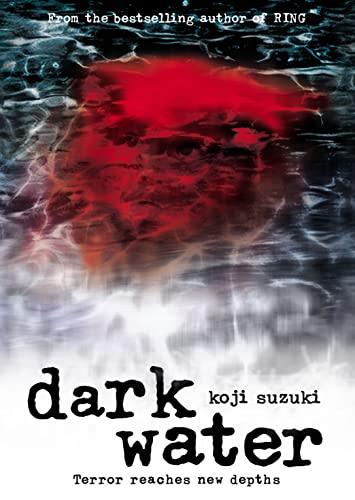 Dark Water 1st edition Signed In Japanese: Koji Suzuki