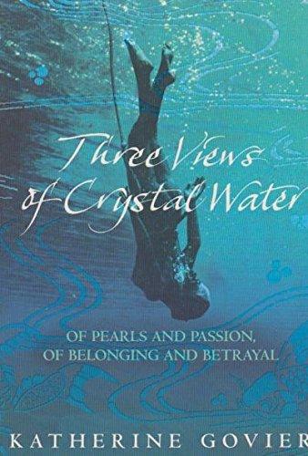 9780007207503: Three Views of Crystal Water