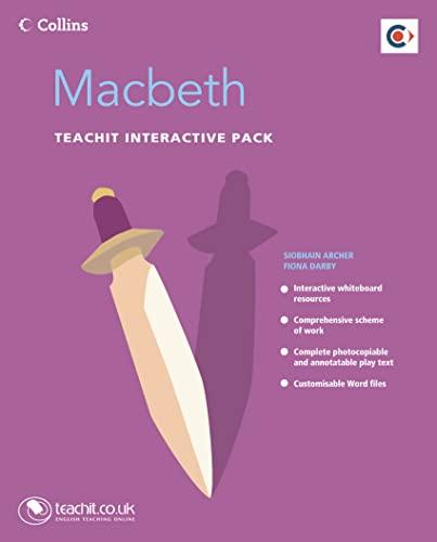 9780007207527: Teachit Shakespeare - Macbeth Teachit KS3 Interactive Pack