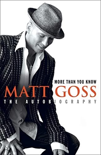 9780007207626: More Than You Know: The Autobiography