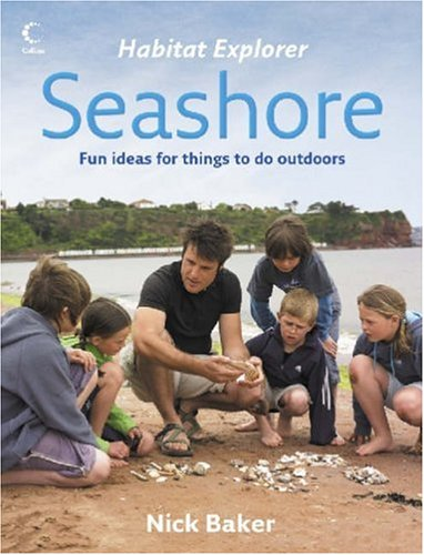 9780007207671: Seashore (Habitat Explorer)