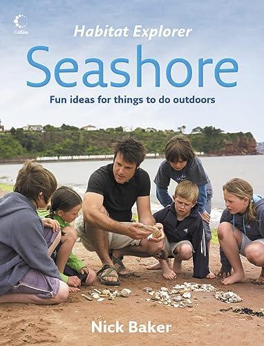 9780007207671: Seashore (Habitat Explorer)