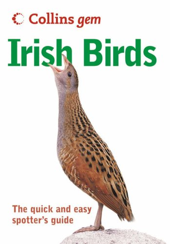 9780007207701: Irish birds (Collins Gem): The Quick and Easy Spotter's Guide