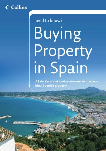 9780007207732: Buying Property in Spain (Collins Need to Know?)
