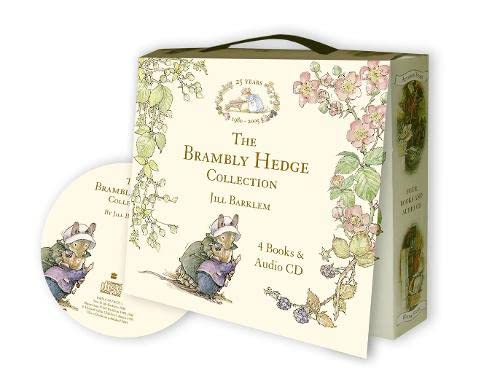 9780007207756: The Brambly Hedge Collection (Brambly Hedge Books & CD)