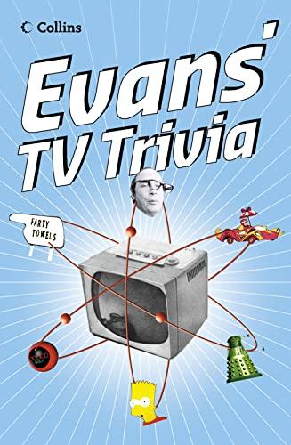 9780007207787: Evans' TV Trivia