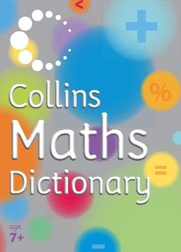 9780007207831: Collins Primary Dictionaries - Collins Maths Dictionary