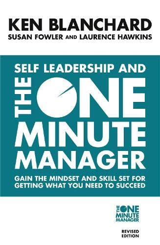 9780007208104: Self Leadership and the One Minute Manager