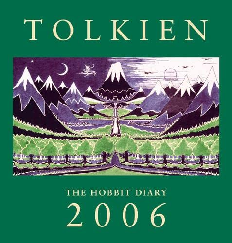 "9780007208142: Tolkien Diary 2006: The ""Hobbit"""