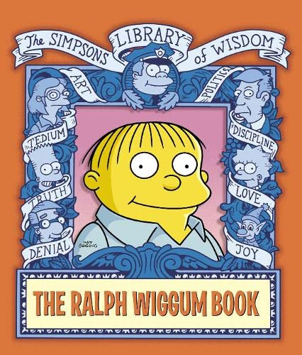 9780007208166: The Ralph Wiggum Book (The Simpsons Library of Wisdom)