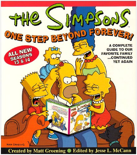 "9780007208197: Simpsons One Step Beyond Forever!: A Complete Guide to Our Favorite Family - Continued Yet Again (The ""Simpsons"")"