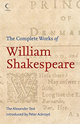 9780007208319: The Complete Works of William Shakespeare (Collins)