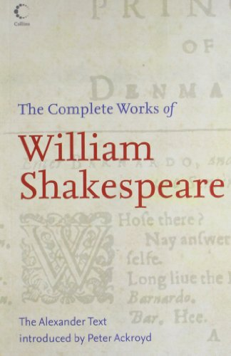 The Complete Works of William Shakespeare (Collins): Shakespeare, William