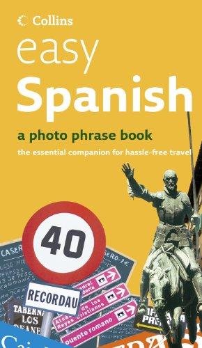 9780007208333: Easy Spanish (Collins)