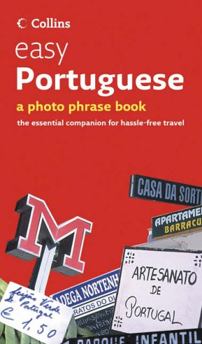 9780007208340: Easy Portuguese CD Pack: A Photo Phrase Book (Photo Phrase Book & Audio CD)