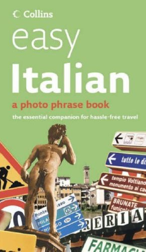 9780007208364: Easy Italian: Photo Phrase Book (Collins)