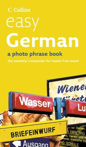9780007208388: Easy German