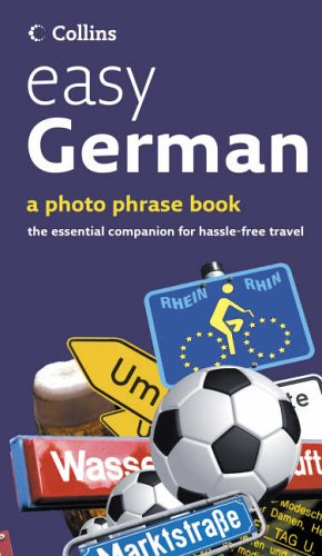 9780007208395: Easy German: Photo Phrase Book (Collins) (German and English Edition)