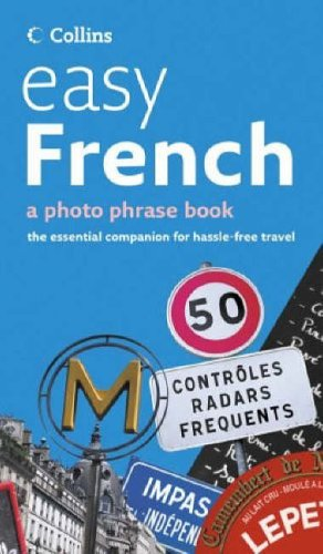 9780007208401: Easy French: Photo Phrase Book (Collins)