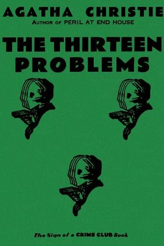 9780007208432: The Thirteen Problems (Miss Marple)
