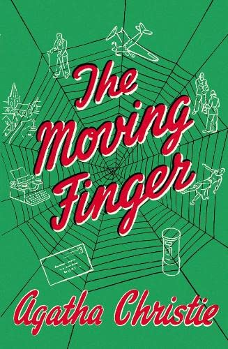 9780007208456: The moving finger