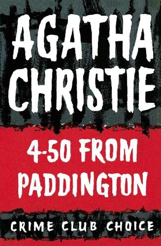 9780007208548: MISS MARPLE - 4.50 FROM PADDINGTON