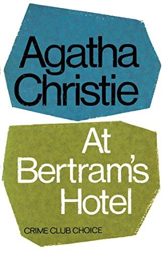 9780007208586: At Bertram's Hotel (Miss Marple)