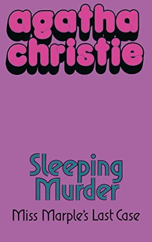 9780007208609: Sleeping Murder: Miss Marple's Last Case