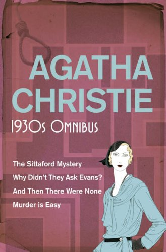 9780007208630: 1930s Omnibus (The Agatha Christie Years)
