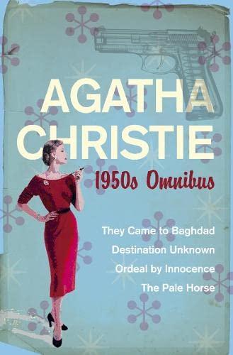 9780007208654: Agatha Christie 1950s Omnibus (The Agatha Christie Years)