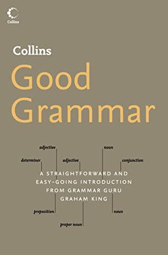 9780007208678: Collins Good Grammar