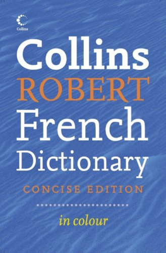 9780007208869: Collins Concise French Dictionary