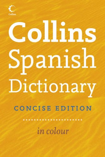 9780007208906: Collins Concise Spanish Dictionary