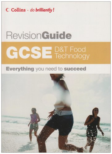 9780007209019: Do Brilliantly! Revision Guide ? GCSE D and T: Food Technology