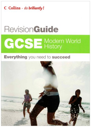 9780007209026: Do Brilliantly! Revision Guide - GCSE Modern World History