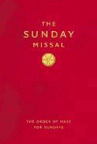 9780007209118: Sunday Missal